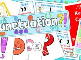 turnitin查重的英文老师认为标点和拼写很重要