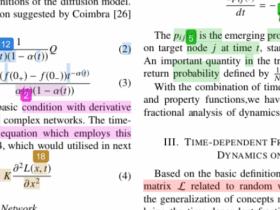 Turnitin查重报告中各种不同颜色的含义